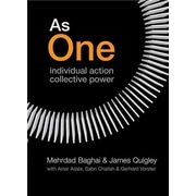 As One Mehrdad Baghai , James Quigley  Hardcover