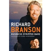 Business Stripped Bare Richard Branson Paperback