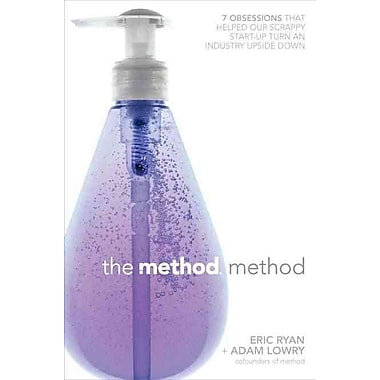 The Method Method Eric Ryan, Adam Lowry , Lucas Conle Hardcover