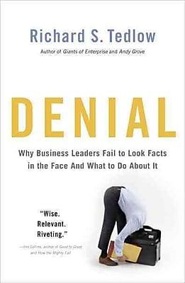 Denial Richard S. Tedlow Paperback