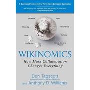 Wikinomics Don Tapscott, Anthony D. Williams  Paperback