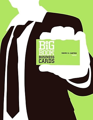 The Big Book of Business Cards David E. Carter Paperback