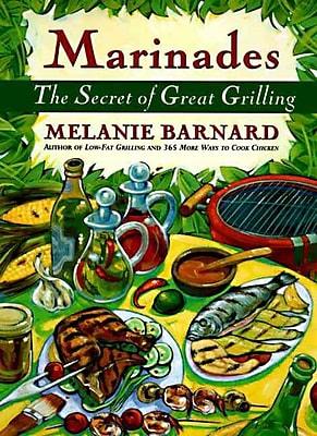 Marinades Melanie Barnard Paperback