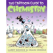 The Cartoon Guide to Chemistry Larry Gonick , Craig Criddle Paperback