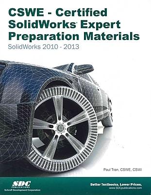 CSWE - Certified SolidWorks Expert Preparation Materials Paul Tran Paperback