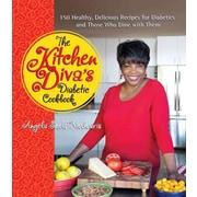 The Kitchen Diva's Diabetic Cookbook Angela Shelf Medearis Paperback