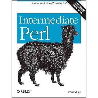 Intermediate Perl Randal L. Schwartz , brian d foy , Tom Phoenix Paperback