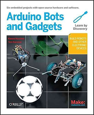 Arduino Bots And Gadgets Tero Karvinen , Kimmo Karvinen Paperback