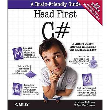 Head First C# Jennifer Greene , Andrew Stellman O'Reilly Media