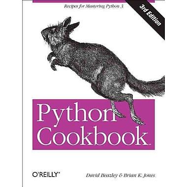 Python Cookbook David Beazley 3rd Edition