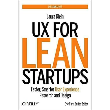 UX For Lean Startups Laura Klein Hardcover