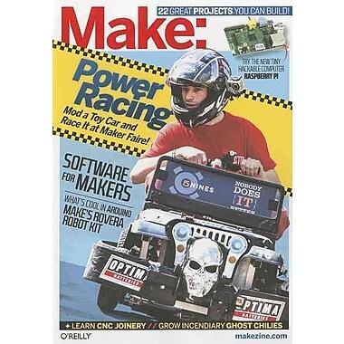 Make: Technology on Your Time Volume 33 Mark Frauenfelder Paperback