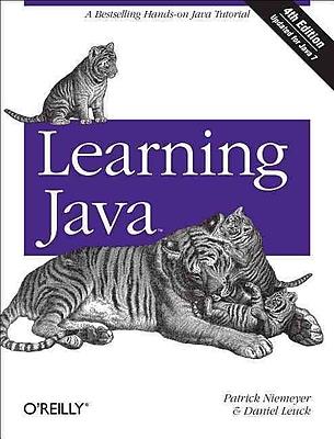 Learning Java Daniel Leuck , Patrick Niemeyer 4th Edition