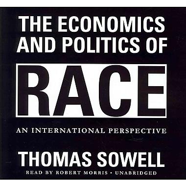 The Economics and Politics of Race Thomas Sowell CD