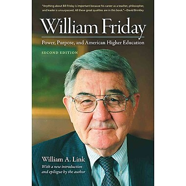 William Friday William A. Link Paperback