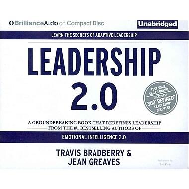 Leadership 2.0 Travis Bradberry , Jean Greaves Audiobook