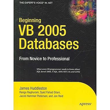 Beginning VB 2005 Databases Paperback
