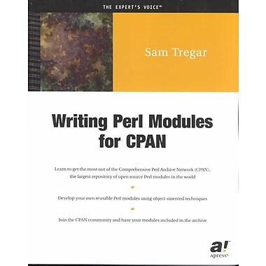 Writing Perl Modules for Cpan Sam Tregar Paperback