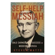 Self-Help Messiah Steven Watts Hardcover