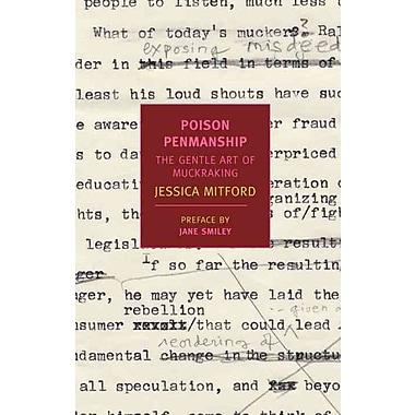 Poison Penmanship Jessica Mitford Paperback