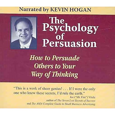 The Psychology of Persuasion Kevin Hogan Audiobook