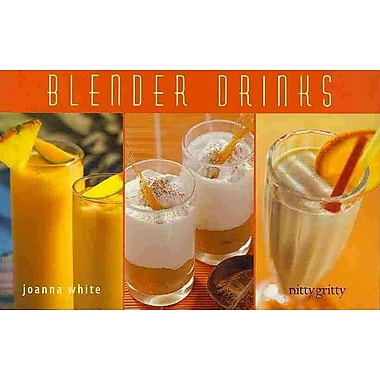 Blender Drinks Joanna White Paperback