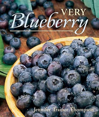 Very Blueberry Jennifer Trainer Thompson Paperback