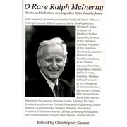 O Rare Ralph McInerny Christopher Kaczor  Paperback
