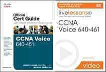 CCNA Voice 640-461 Official Cert Guide / LiveLessons CD