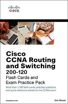 Cisco CCNA Routing and Switching 200-120 Eric Rivard Paperback