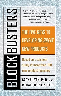 Blockbusters Gary S. Lynn, Richard R. Reilly Paperback