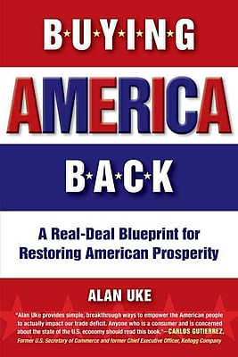 Buying America Back Alan Uke Paperback