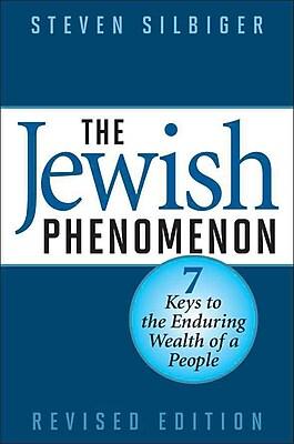The Jewish Phenomenon Steven Silbiger Hardcover