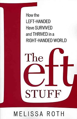 The Left Stuff Melissa Roth Paperback