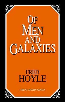 Of Men And Galaxies Fred Hoyle Paperback