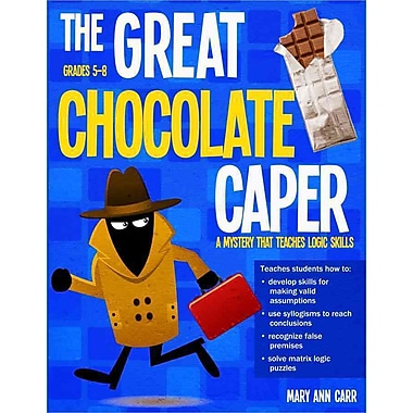 The Great Chocolate Caper Mary Ann Carr Paperback
