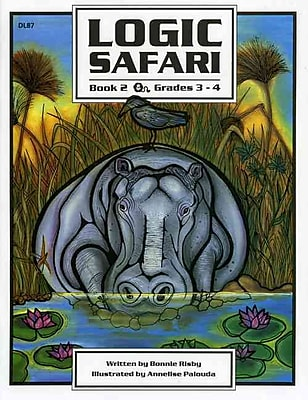 Logic Safari Book 2 Bonnie Risby Paperback