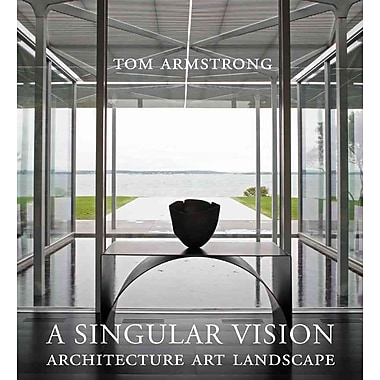 A Singular Vision Tom Armstrong Hardcover