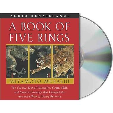 A Book Of Five Rings Miyamoto Musashi CD