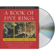 A Book Of Five Rings Miyamoto Musashi  CD
