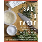 Salt to Taste Marco Canora, Cathy Young Hardcover