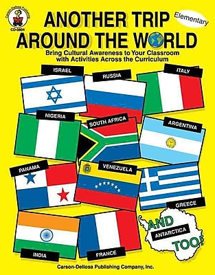Another Trip Around the World, Grades K - 3 Leland Graham Ph.D, Traci Brandon M.Ed. Paperback