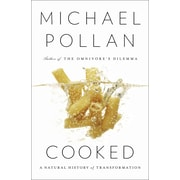 Cooked Michael Pollan Hardcover
