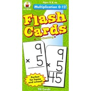 Multiplication 0-12 Carson-Dellosa Publishing Cards