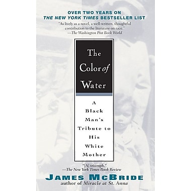 The Color of Water James McBride Paperback
