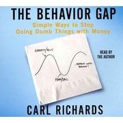 The Behavior Gap Carl Richards CD
