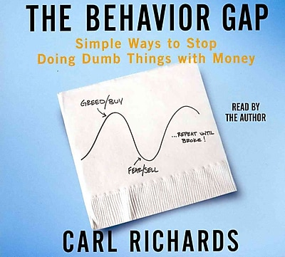 The Behavior Gap Carl Richards CD