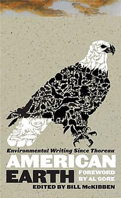 American Earth Bill McKibben Hardcover