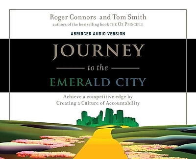 Journey To The Emerald City Roger Connors , Tom Smith Audiobook