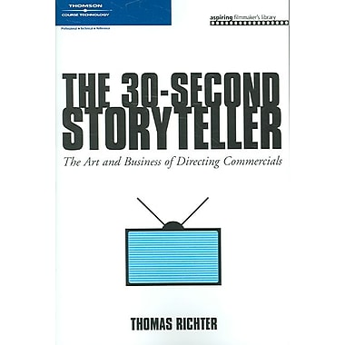 The 30-second Storyteller Thomas Richter Paperback